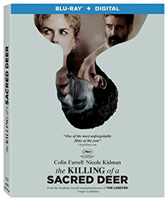 The Killing Of A Sacred Deer 2017 720p BluRay