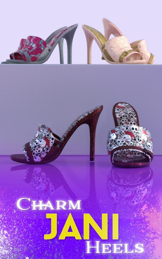Charm Jani High Heels