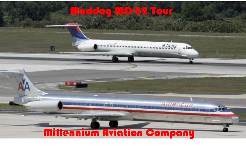 Maddog MD-82 Tour Pt. 1