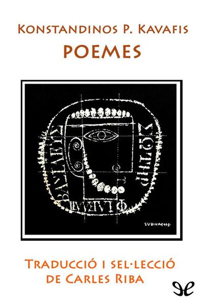 Poemes (trad. Carles Riba)