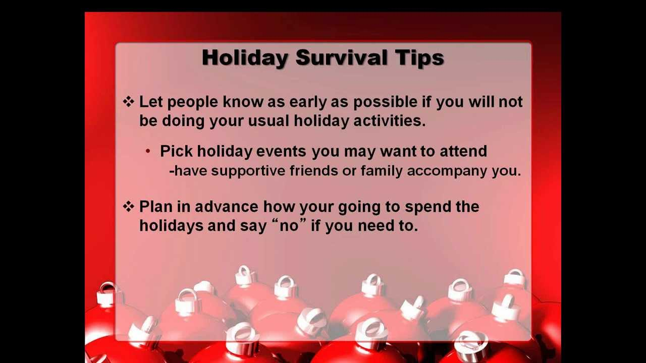 holiday-survival-tips