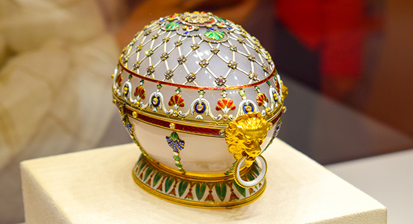 faberge egg russian history floristry flowers rose gold accessories wedding flowers florist