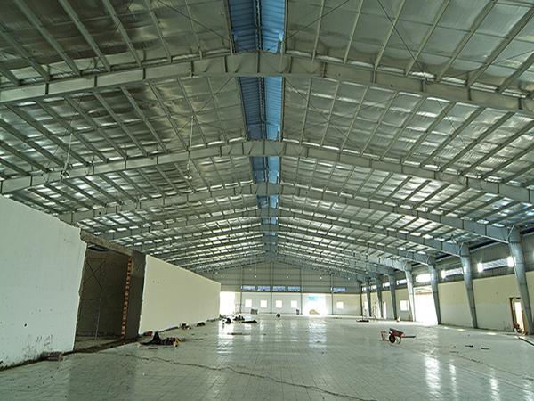 thi công nhà xưởng tại Quảng Trị