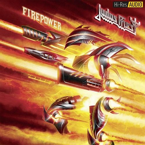 Judas Priest - Firepower (2018) [FLAC 48 kHz/24 Bit]