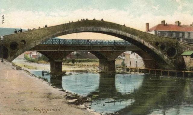 Pontypridd Old Bridge