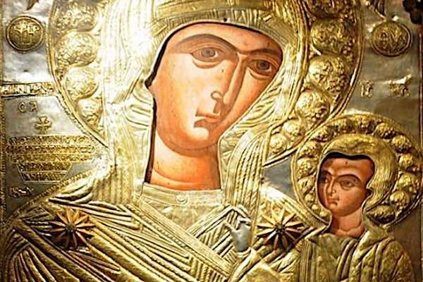 H προστασία της Παναγίας Προυσιώτισσας στην Αιτωλοακαρνανία