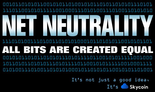 Sky Neutrality