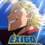 El Rey del océano [Misión rango E]  Exito