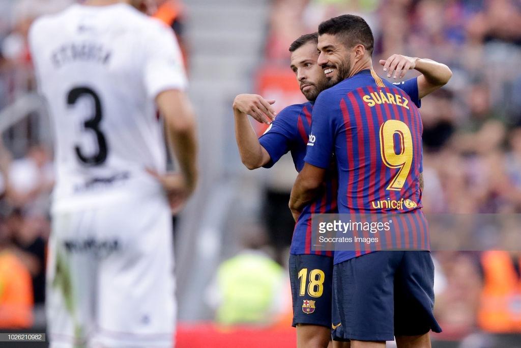 صور مباراة : برشلونة - هويسكا 8-2 ( 02-09-2018 )  Y7