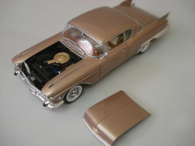 Cadillac Seville 1958 - Arii - 1/24 - Concluido DSC05915