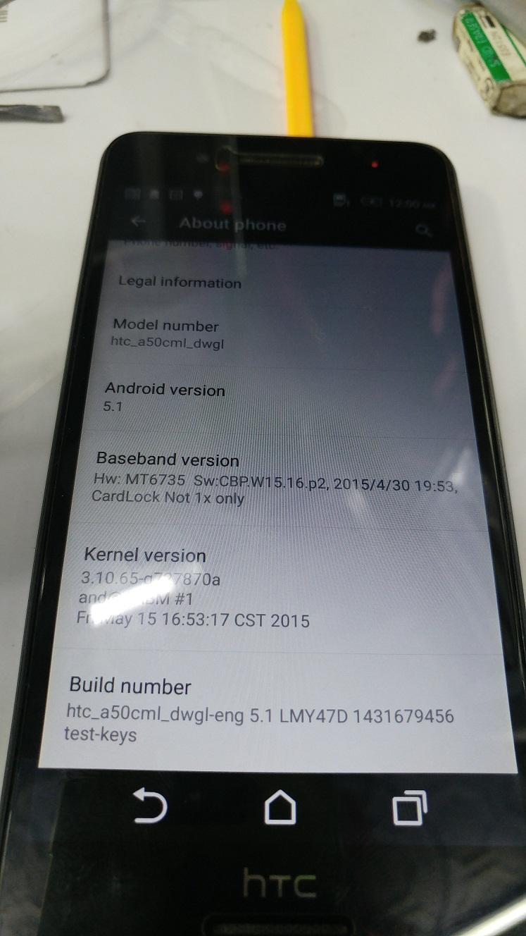 HTC 728 Dual Sim Firmware ! - GSM-Forum