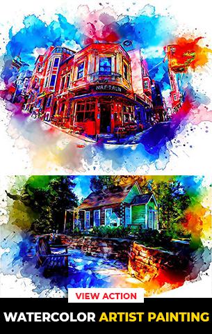 Mix Painting Photoshop Action - 8