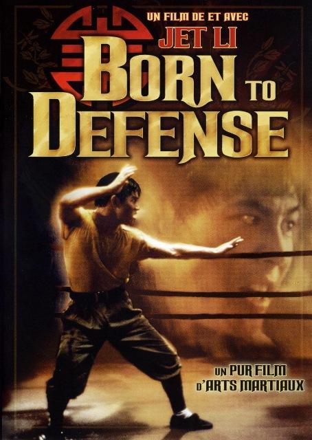 Born to Defense (1986) Hindi Dual Audio DVDRip 950MB