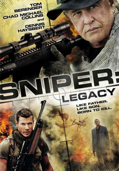 Snajper: Dziedzictwo / Sniper: Legacy (2014) PL.WEB-DL.XviD-GR4PE | Lektor PL