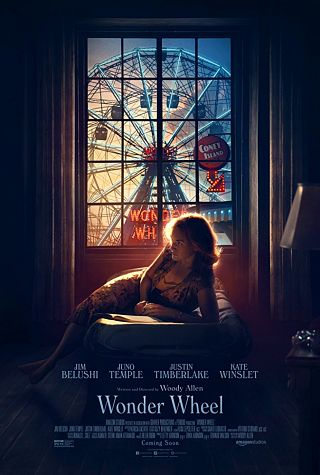Wonder Wheel 2017 DVDScr