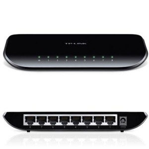SWITCH HUB TP-LINK 8 PORT GIGABYTE TL-SG1008D