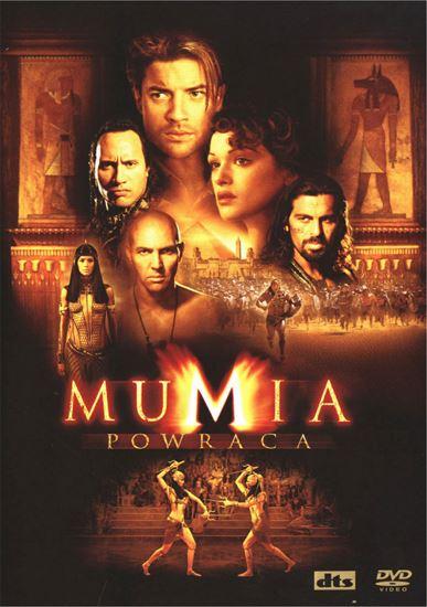 Mumia powraca / The Mummy Returns (2001) PL.BRRip.XviD-GR4PE   Lektor PL