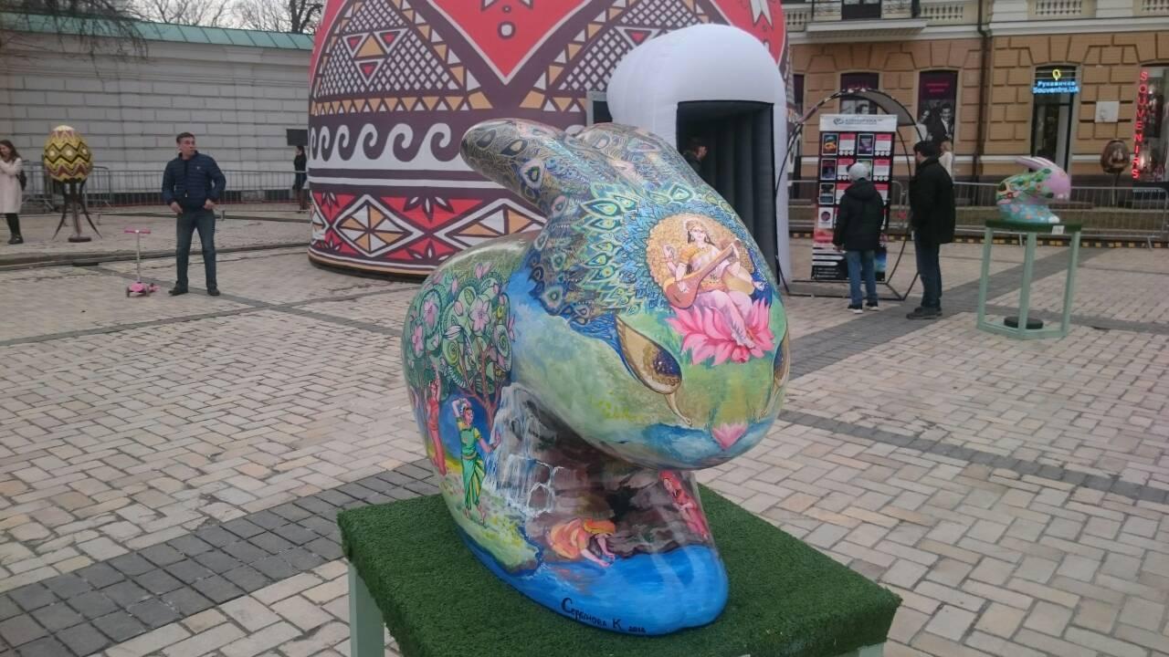 Великодній заєць