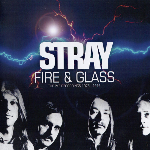 Stray - Fire & Glass The Pye Recordings 1975 - 1976 (2017) [FLAC]