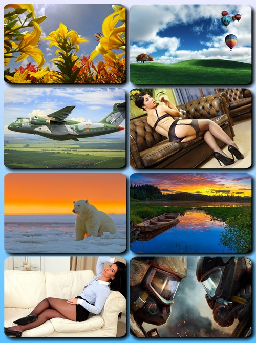 Beautiful Mixed Wallpapers Pack 871