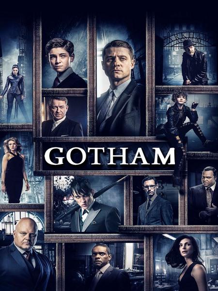 Gotham Seasons (1-3) Complete BDRip x264-MiXED