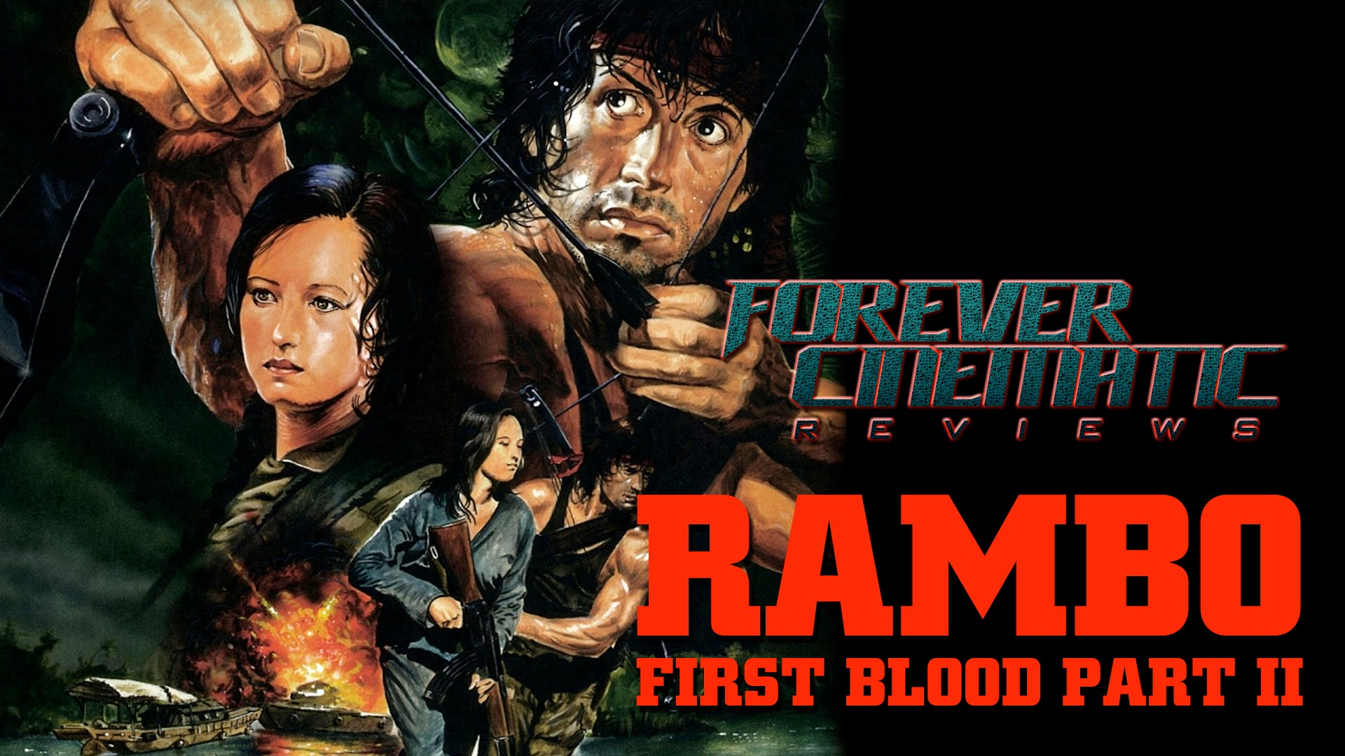 Rambo: First Blood 2 (1985)