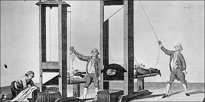 η θανατική ποινή