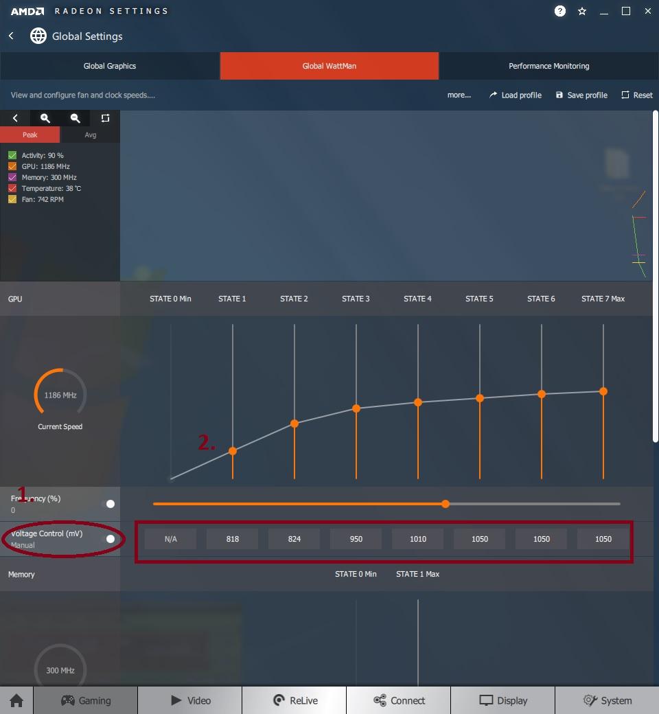 How to undervolt RX 470 in MSI Afterburner? | Tom's Hardware Forum