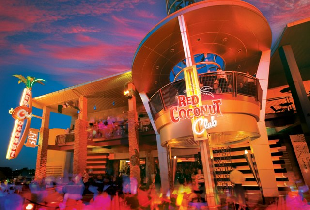 Red Coconut Club Universal CityWalk