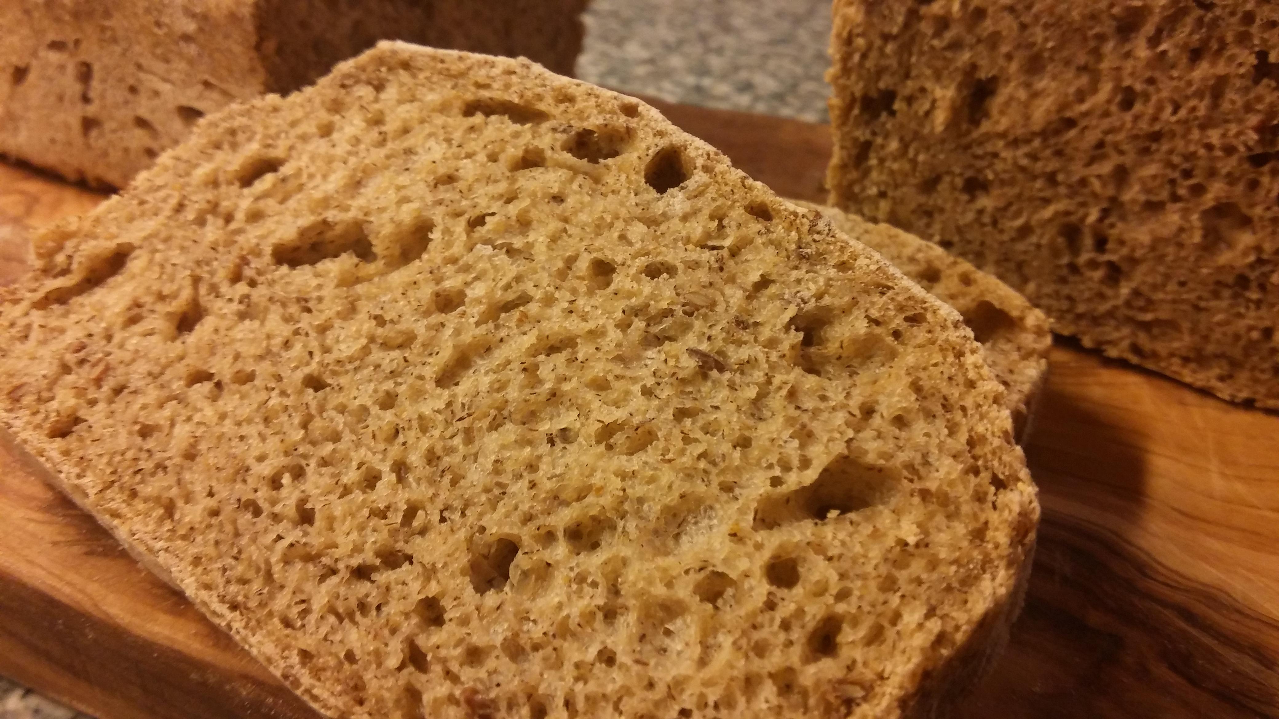 Chleba po upečení