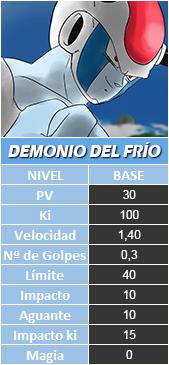 Tema 3: Elige tu Raza 05-Demonio-Frio