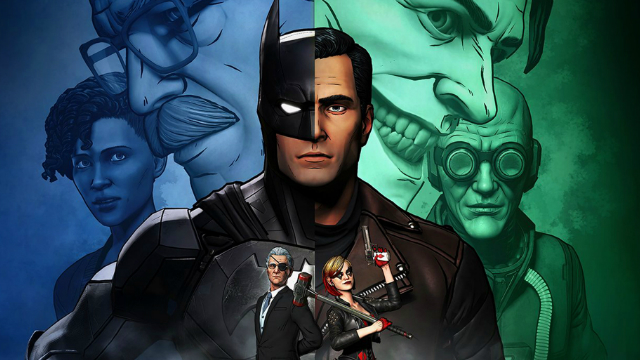 An ESRB Rating For BATMAN: THE ENEMY WITHIN Hints That The Game Will Be Releasing For The Nintendo Switch