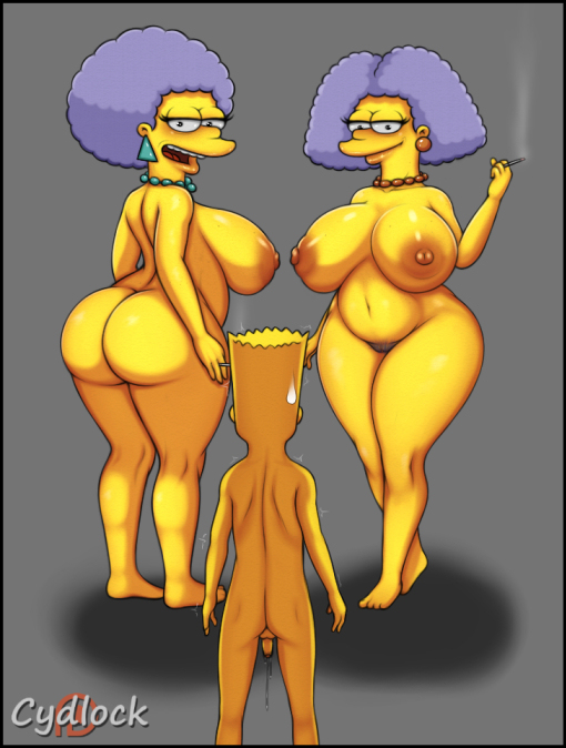 2630927_Bart_Simpson_Patty_Bouvier_Selma_Bouvier_The_Simpsons_cydlock