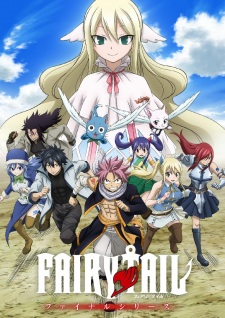 Fairy Tail الموسم الثالث الحلقة 19