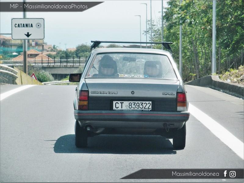 avvistamenti auto storiche - Pagina 35 Opel-Corsa-S-1-2-54cv-88-CT839322-2