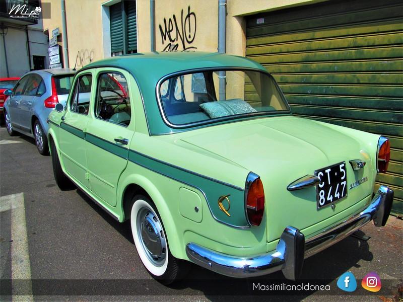 Automotoraduno - Tremestieri Etneo Fiat_1100_H_Lusso_59_CT058447_6
