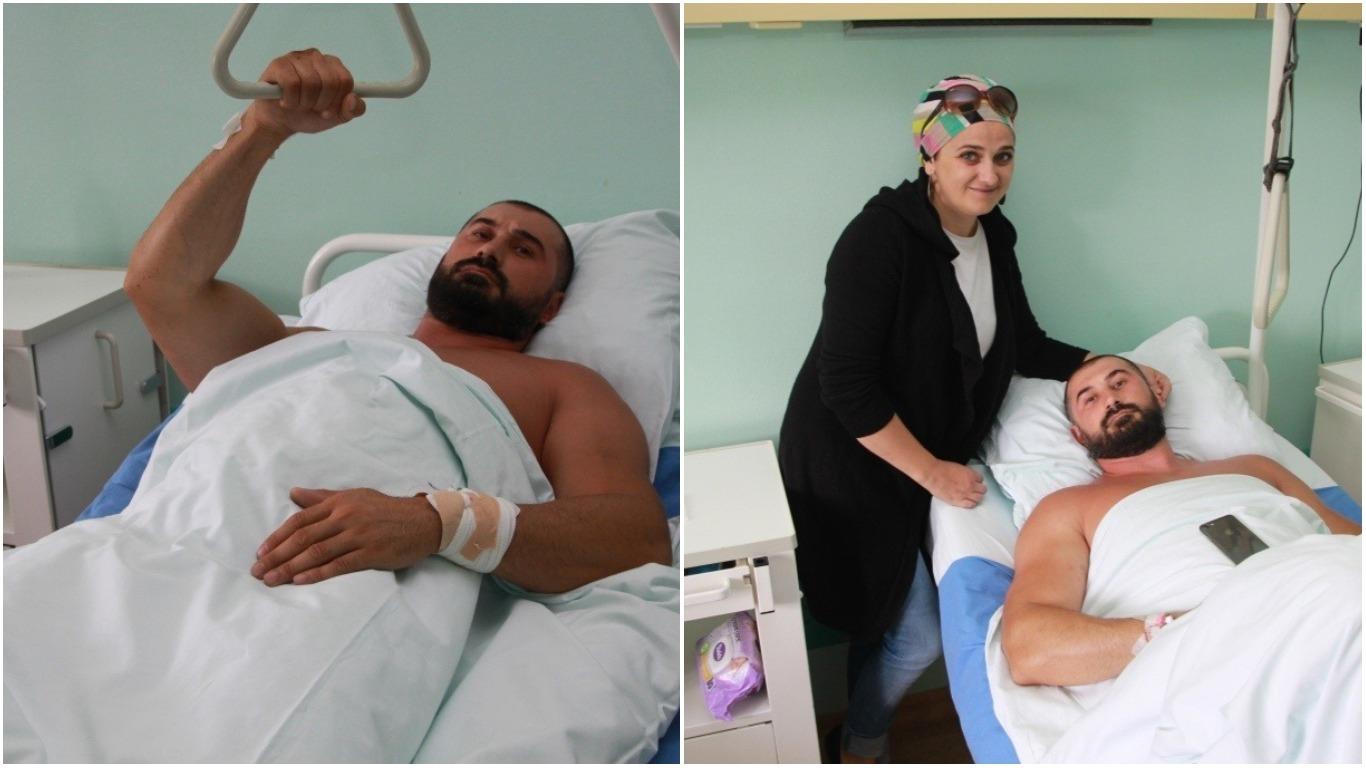 PRAVOVREMENA INTERVENCIJA: Edinu Durmi nakon pada paraglajderom spašen život na KCUS-u