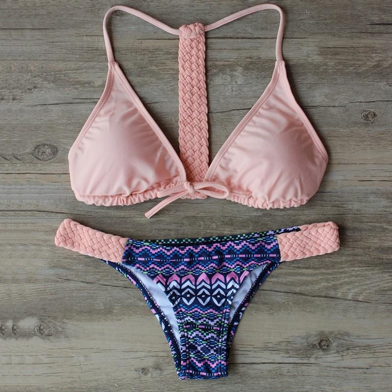 7e9325104d Hot Swimwear Bandage Sexy Beach 13 Bikini Sets Brazilian Swimwear | eBay