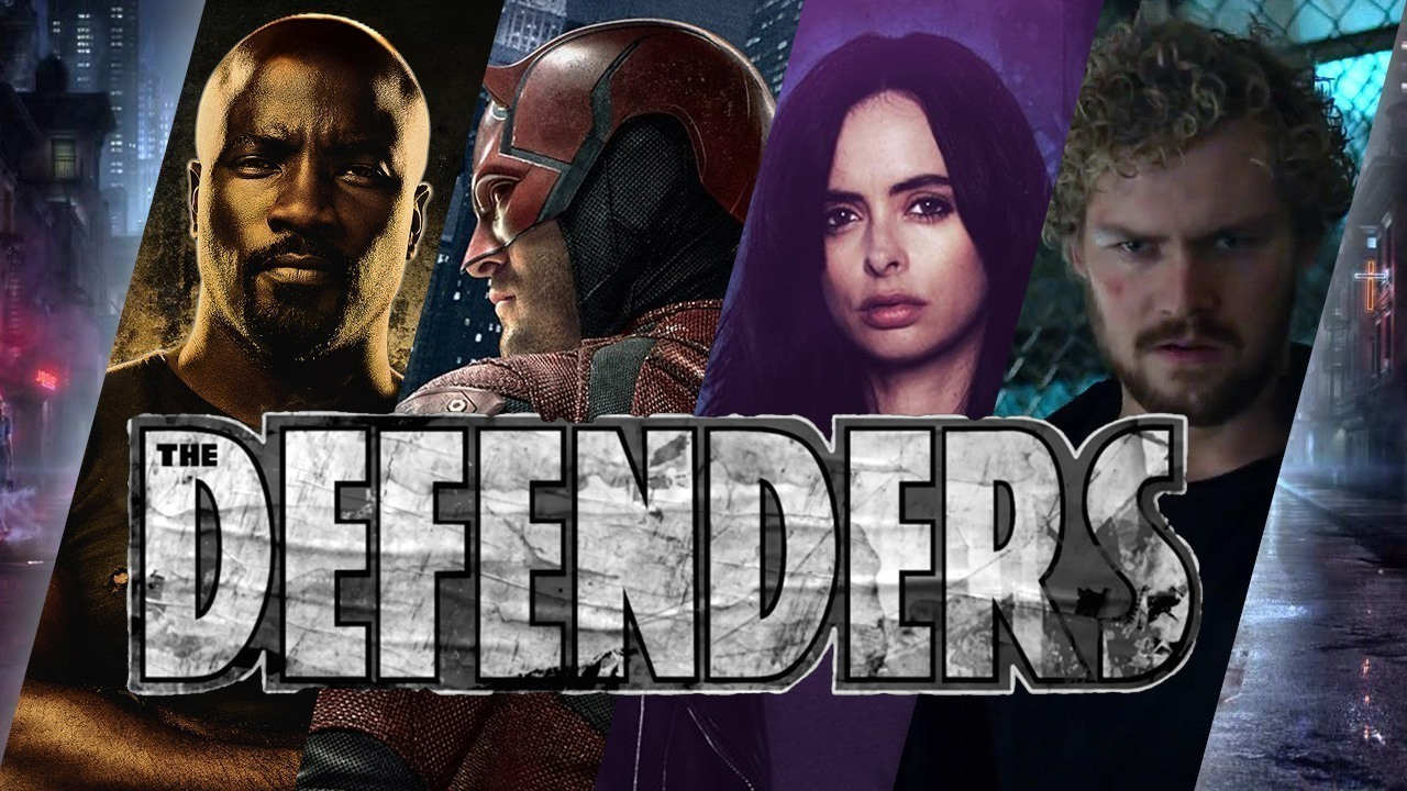 The Defenders - Season 1 - Mp4 x264 AC3 1080p
