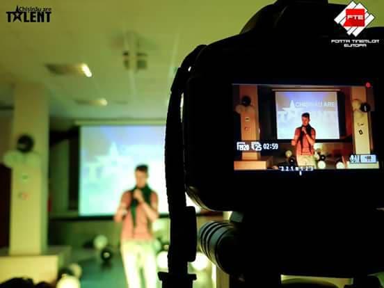Конкурс Талантов в Молдавии