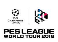 PES 2018: Konami será la competición oficial de eSports de la UEFA Champions League