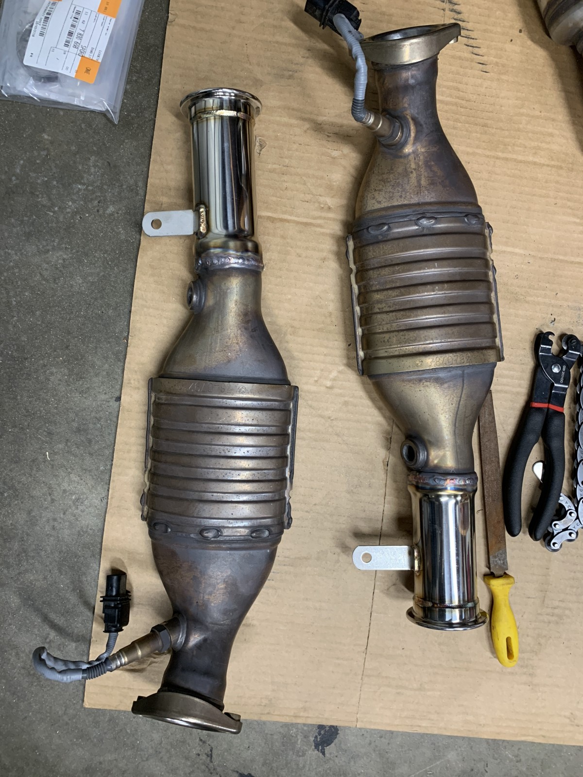 M-Performance Iconel exhaust paired with Active Autowerke X-pipe - Video