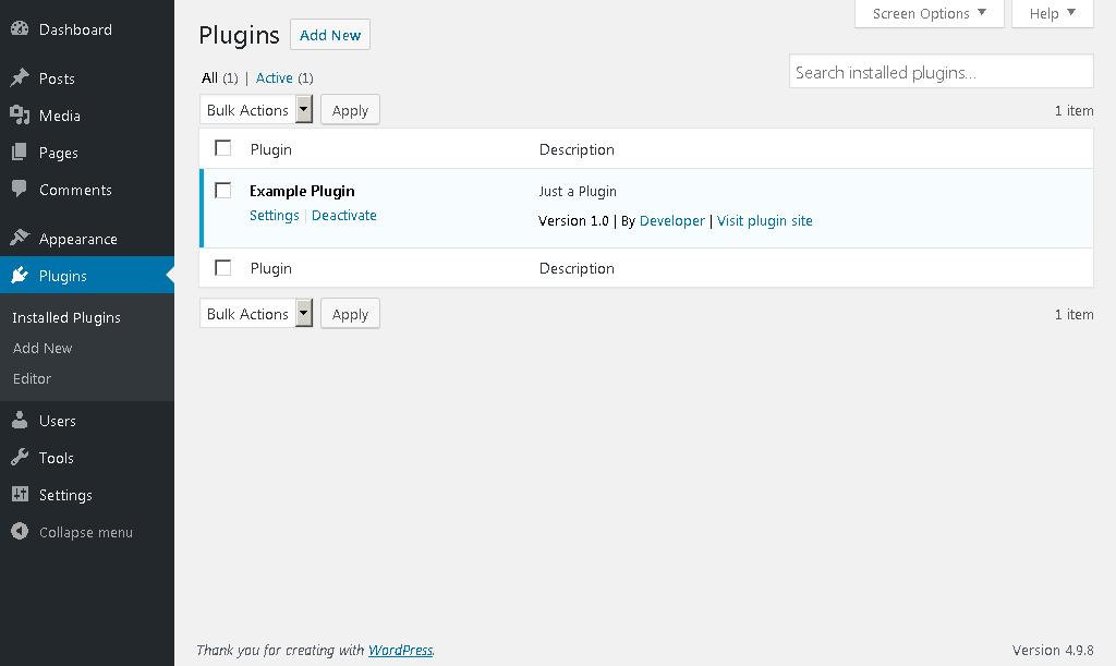 How to Make a Website | Plugins