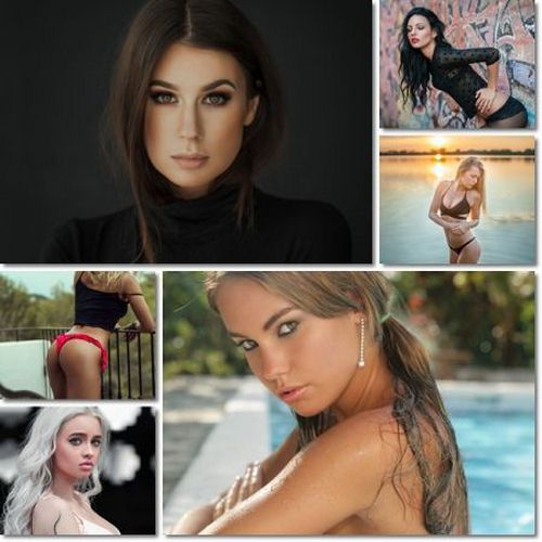 Women Model Photo Pack 193