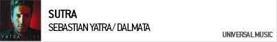 SEBASTIAN YATRA / DALMATA SUTRA