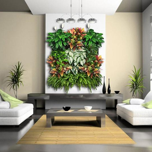 Indoor Vertical Wall Gardens Why You Should Be
