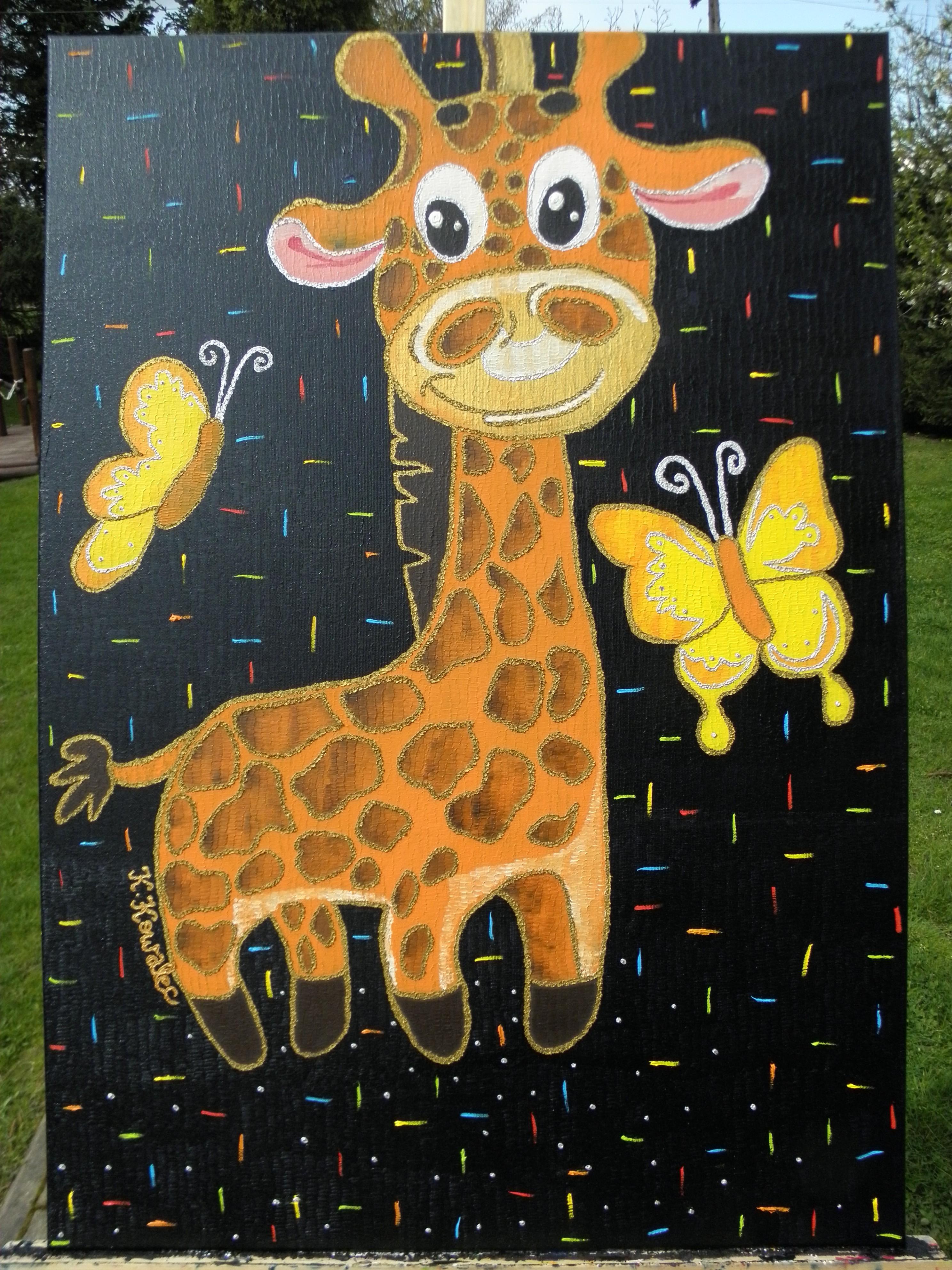 Żyrafa Maciej