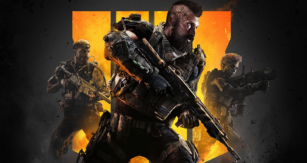 Call of Duty: Black Ops 4 - лицензионный ключ