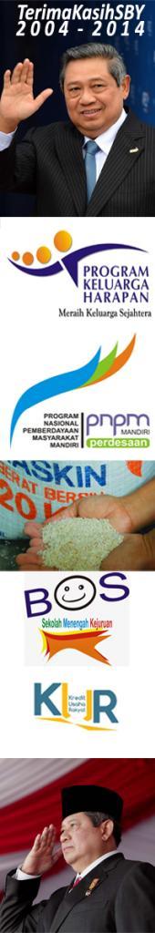 Terima Kasih SBY 2