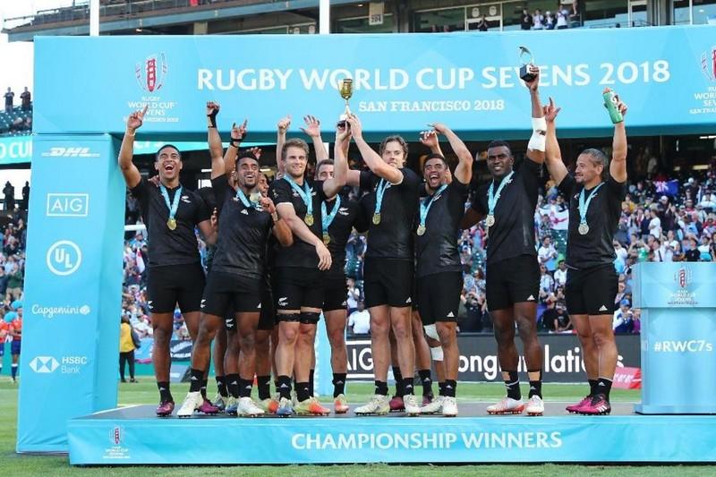 შვიდკაცა რაგბიში მსოფლიოს ჩემპიონატი ახალმა ზელანდიამ მოიგო